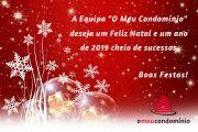 Boas Festas e um Excelente 2019